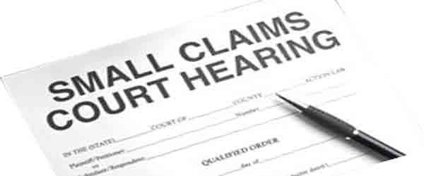 What's the Difference between Small Claims Court and other Courts?